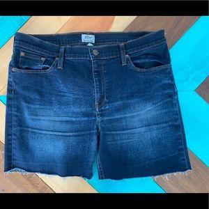 JCrew Jean Matchstick denim shorts size 32. F29